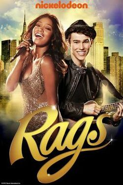 Rags film poster