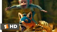 Dora and the Lost City of Gold (2019) - Angering the Gods Scene (9 10) Movieclips