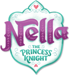 Nella the Princess Knight logo
