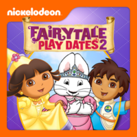 Nickelodeon - Fairytale Play Dates Vol. 2 2011 iTunes Cover