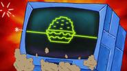 SpongeBob SquarePants Karen the Computer Krabby Patty