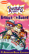 Rugrats Discover America Cananda VHS