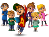 List of ALVINNN!!! and the Chipmunks characters