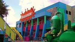 Another photo of Nickelodeon Studios