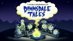 Dimmsdale tales-titlecard