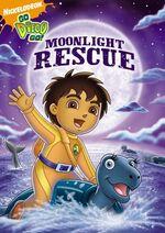 Go Diego Go! Moonlight Rescue DVD