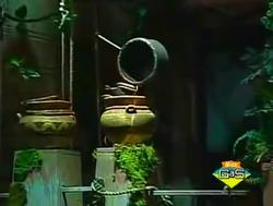 Mush Pot Hat of Johnny Appleseed