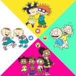 Rugrats-Siblings