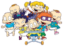 Rugrats group 2