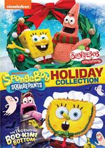 SpongeBob Stop-motion Holiday Collection DVD