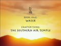 The Southern Air Temple