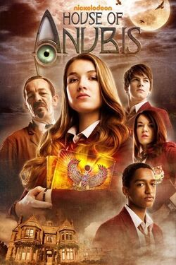 House of Anubis DVD 2015