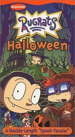Rugrats Halloween VHS