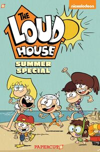 The Loud House- Summer Special (book)