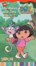 Adventures with Dora Volume 2 VHS
