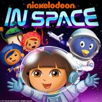 Nickelodeon - In Space 2011 iTunes Cover