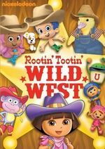 Rootin' Tootin Wild West DVD