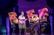 SpongeBob SquarePants and Patrick Broadway Musical