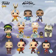Avatar Funko Pops
