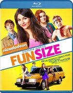 Fun Size Blu Ray