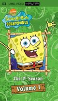 SpongeBob Volume 1 UMD