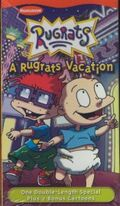 A Rugrats Vaction 2000 VHS