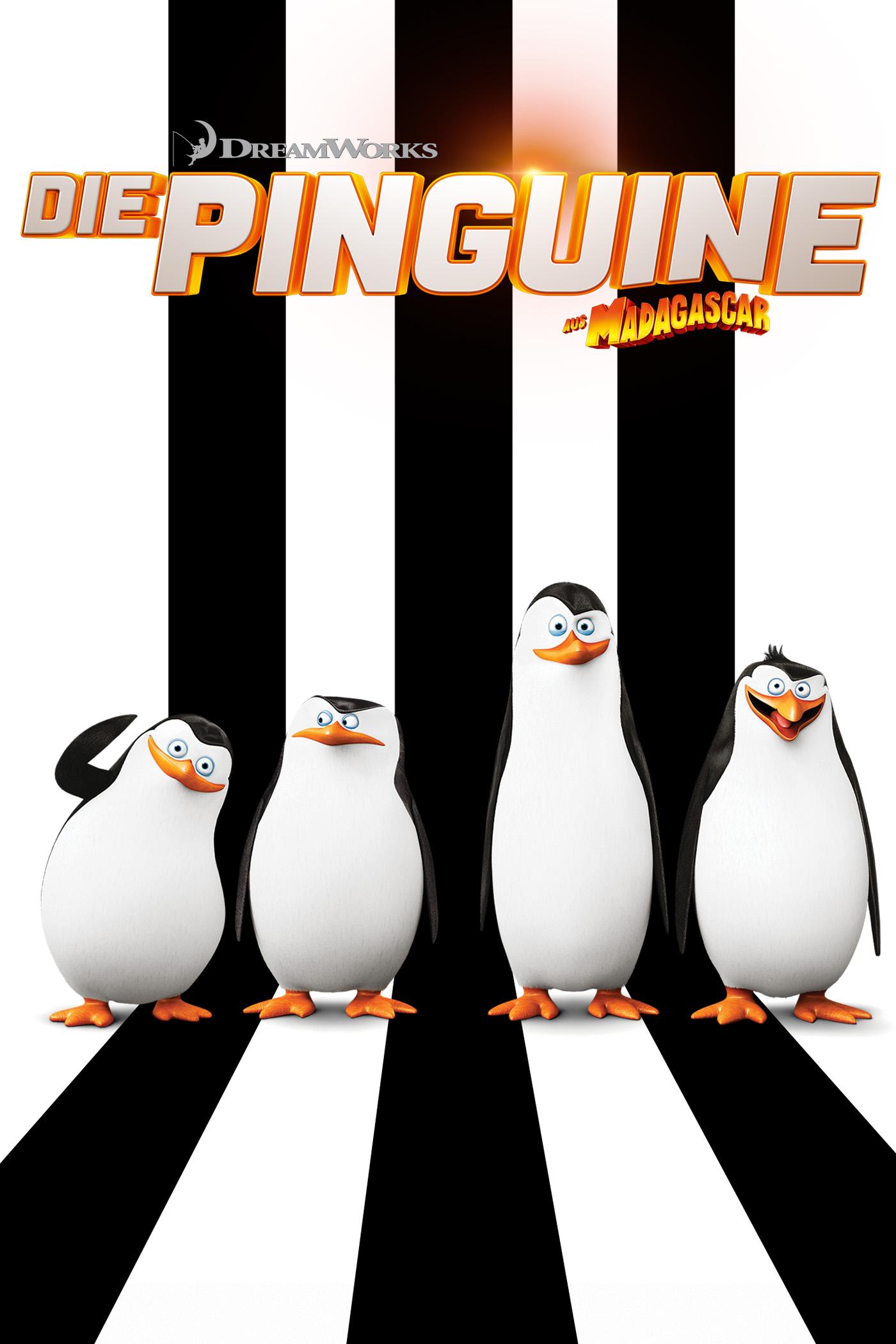 Pinguine Aus Madagascar Film