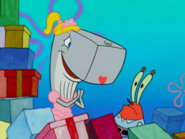 SpongeBob SquarePants Pearl Krabs - Whale of a Birthday