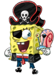 Spongebob Pirate Costume