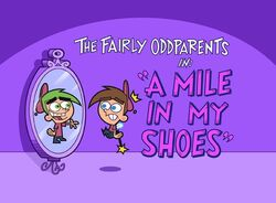 Titlecard-A Mile In My Shoes