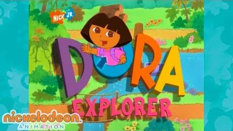 """Dora the Explorer"" Theme Song Nick Animation"