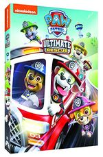 PAW Patrol Ultimate Rescue DVD