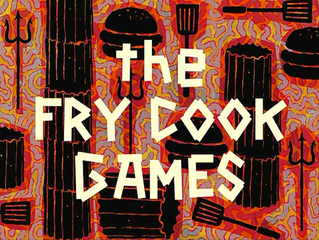 spongebob squarepants fry cook games online gamesworld