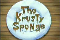 The Krusty Sponge