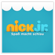 Nick Jr. - Hauptseite