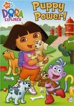 Dora The Explorer Puppy Power! DVD
