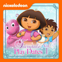Nickelodeon - Fairytale Play Dates Vol. 1 2011 iTunes Cover