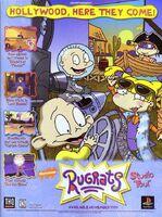 Rugrats Studio Tour Advertisement