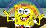 SpongeBob says imagination