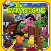 The Backyardigans CD
