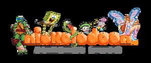 Nicktoons on Nickelodeon Animation Studio logo