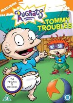 Rugrats Tommy Troubles DVD