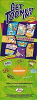 The Best of Nicktoons Print ad Nick Mag May 1998