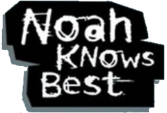 Noah Knows Best logo