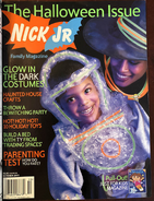 Nick Jr Magazine cover October 2003