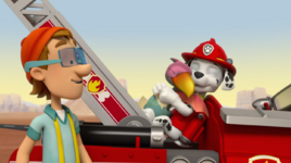 PAW Patrol Cap'n Turbot in the Theme Song