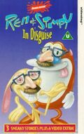 Ren and Stimpy in Disguise (UK RELEASE)