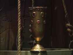 Golden Goblet of Attila the Hun