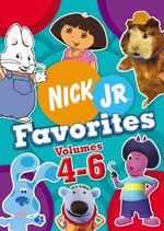 Nick Jr Favorites 4-6 DVD