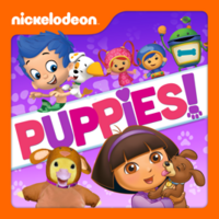 Nickelodeon - Puppies! 2013 iTunes Cover